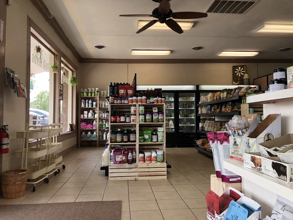 Old Paths Natural Market: 13623 Hooper Rd, Central City, LA