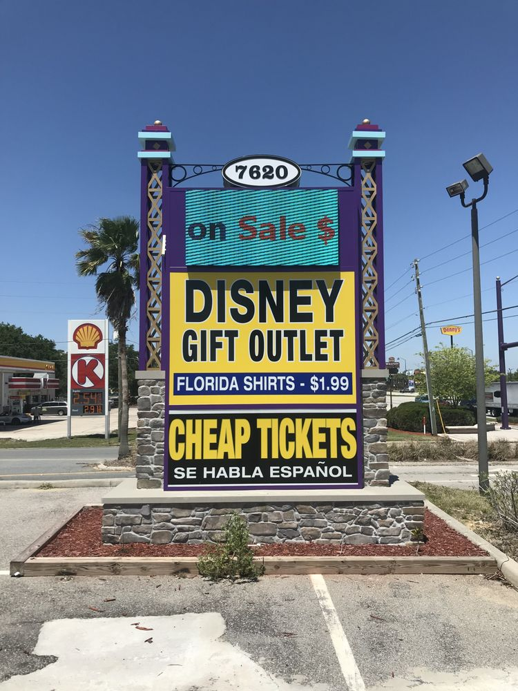Disney Gift Outlet