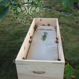 Yelp Reviews for Green Casket Company - (New) Funeral Services