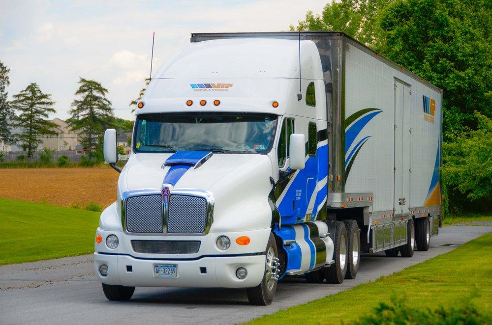 VIP Moving & Storage: 825 Wheatfield Ln, Lebanon, PA