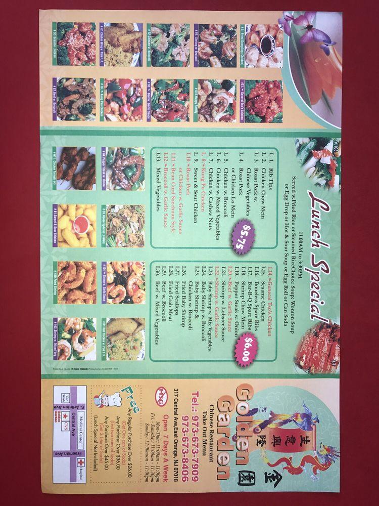 Photos for Golden Garden Chinese Restaurant - Yelp