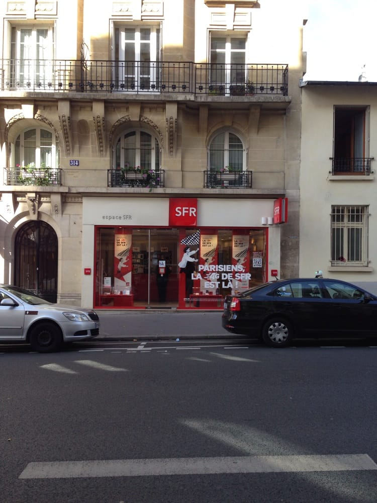 boutique sfr mobile phones 314 rue de vaugirard 15 me paris france phone number yelp. Black Bedroom Furniture Sets. Home Design Ideas