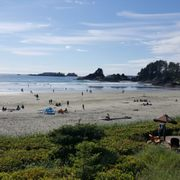 Surfboard Storage Near Photo Of Long Beach Lodge Resort Tofino Bc Canada