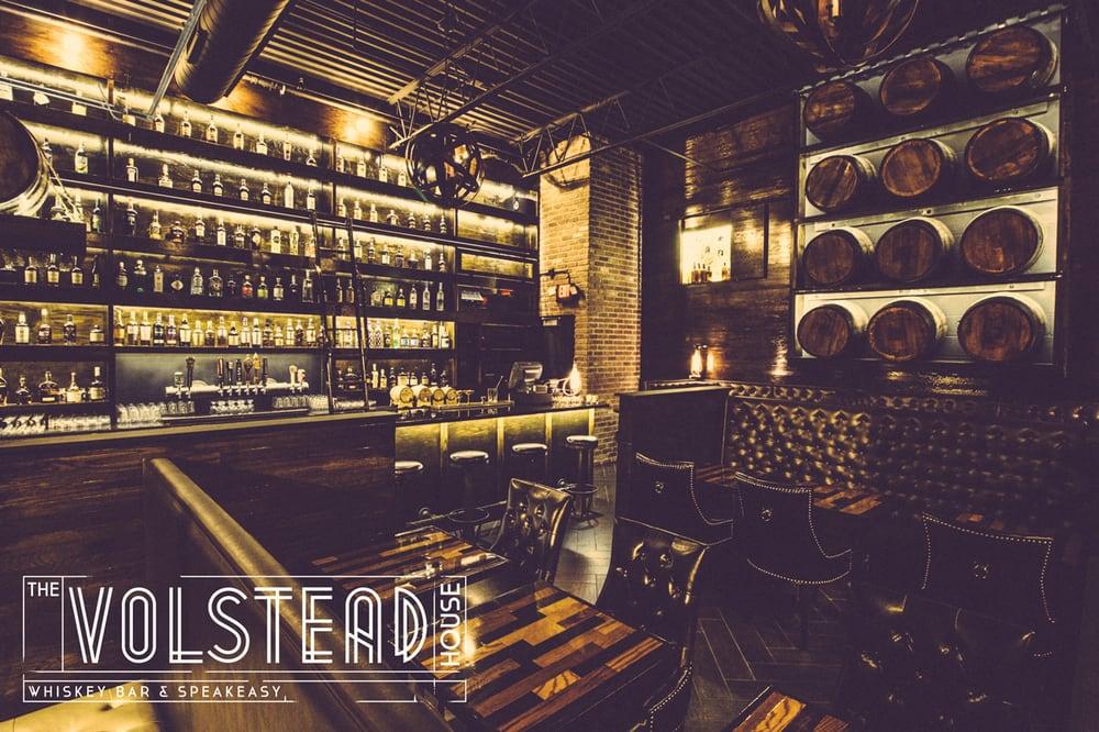 Volstead House Whiskey Bar and Speakeasy, Eagan