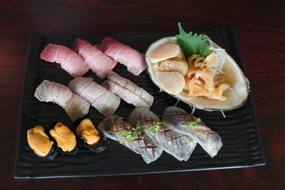 Tanuki Japanese Restaurant: 44260 Ice Rink Plz, Ashburn, VA