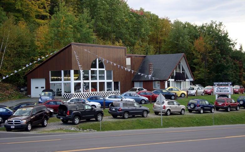 Cupples Car Company: 127 Daniel Webster Hwy, Belmont, NH