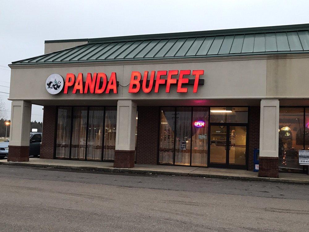 Panda Buffet: 790 Hwy 51, Ripley, TN