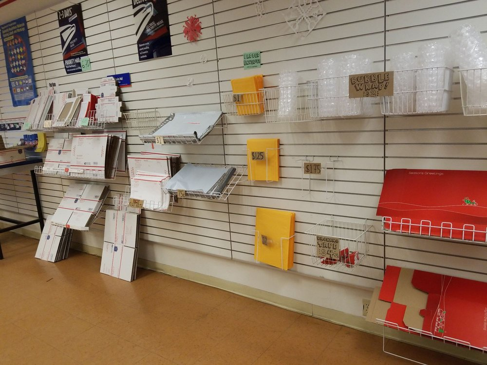 US Post Office: 1207 Sawmill Creek Rd, Sitka, AK