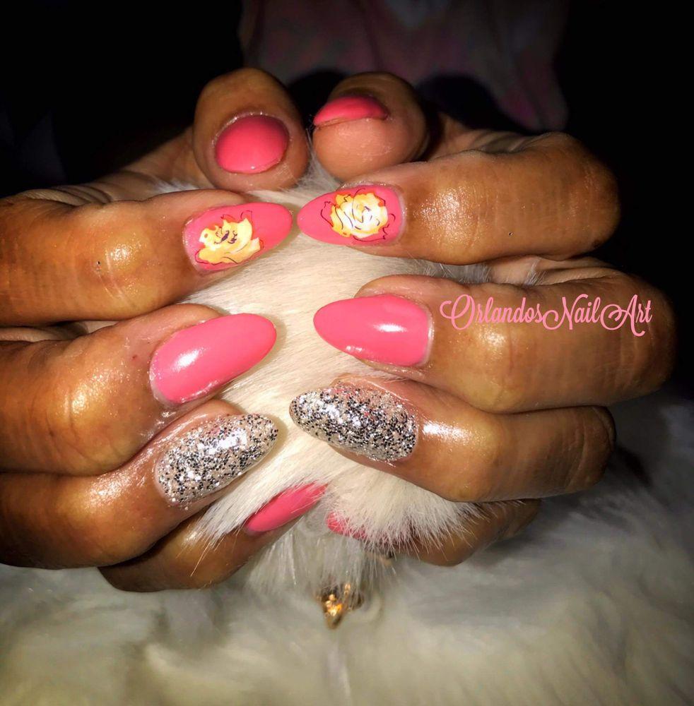 Nails By Orlando Aguilar: 1122 Broad St, Durham, NC