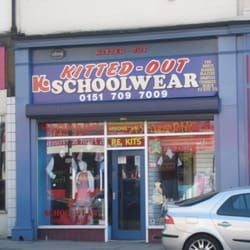 Photo of Kitted Out School Wear - City Centre - Liverpool, Merseyside,  United Kingdom 1d010b6e82