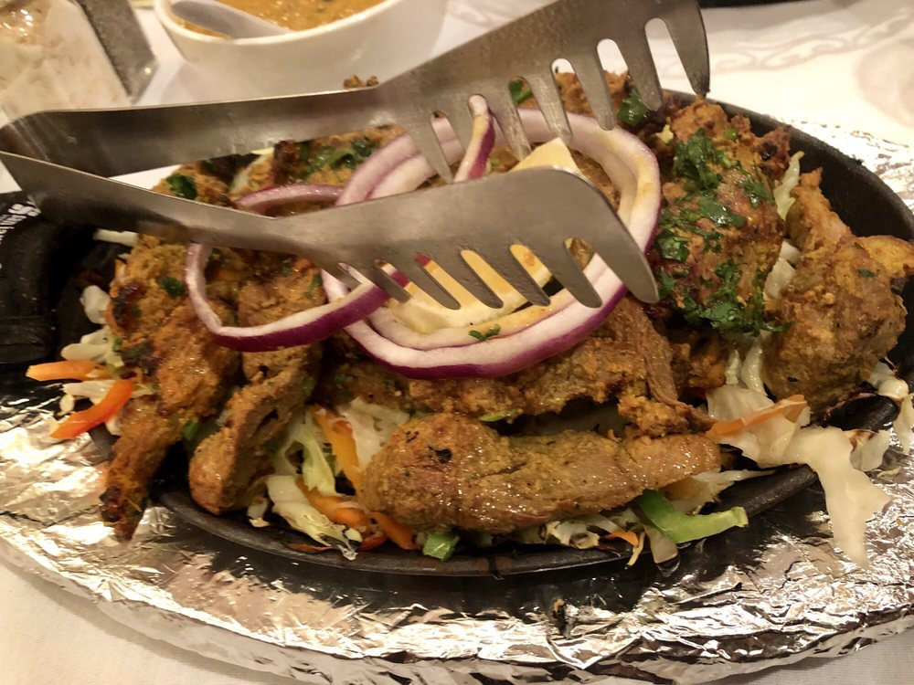 Indish Exotic Indian Restaurant & Bar: 15908 A Crain Hwy, Brandywine, MD