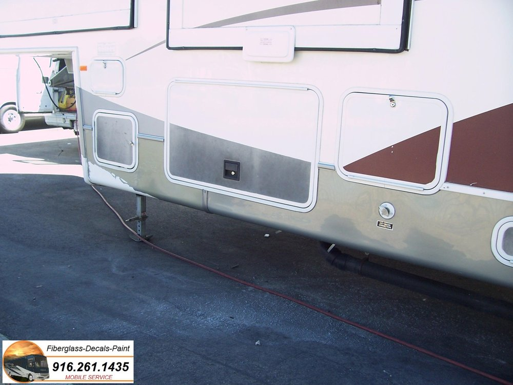 Photos for Mobile RV Fiberglass Repair & Painting - Yelp