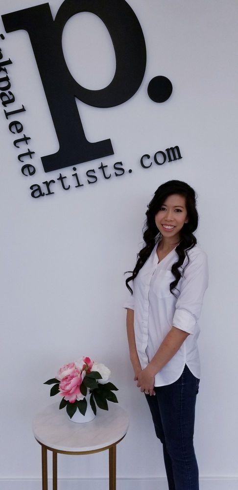Pink Palette Artists- Pink Palette Studio