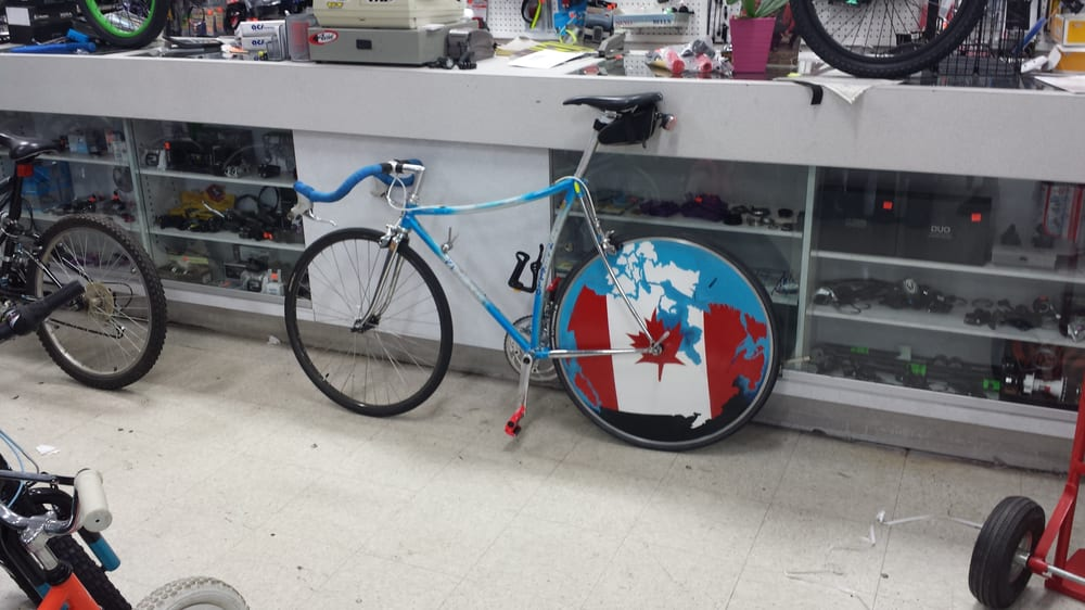 P M Bikes: 797 Goldstream Ave, Langford, BC