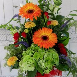 Just Because Flowers Gifts Florists 645 E State St American