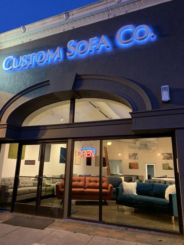 Custom Sofa Co.