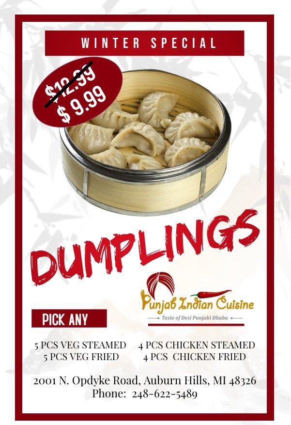 Punjab Indian Cuisine: 2001 N Opdyke Rd, Auburn Hills, MI