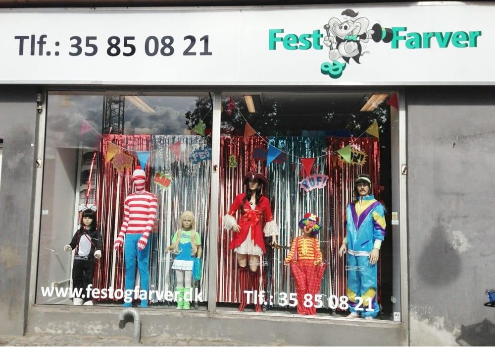 fest og farver nørrebrogade