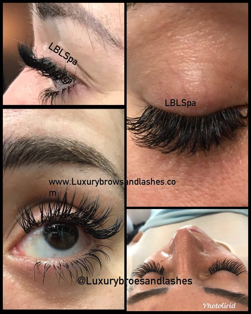 Luxury Brows and Lashes