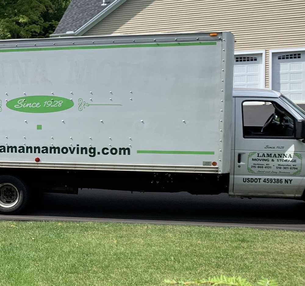 Lamanna Moving & Storage: 559 Broadway, Albany, NY