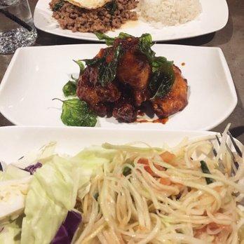 Basil Restaurant Stockton Ca