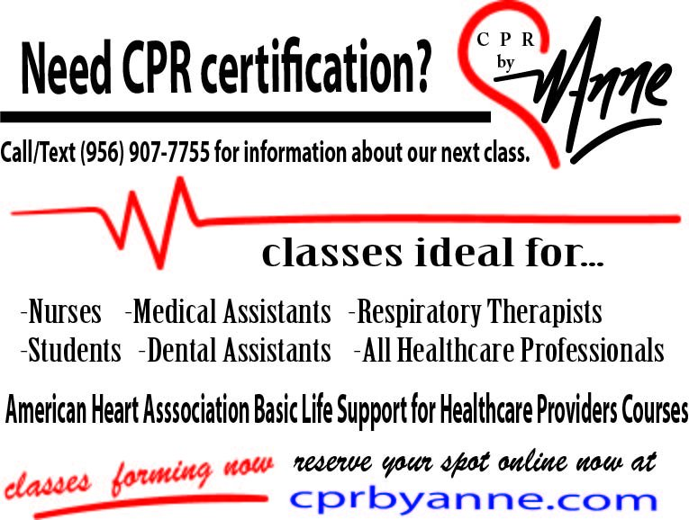 Cpr By Anne Closed Cpr Classes Mission Tx Phone Number Yelp