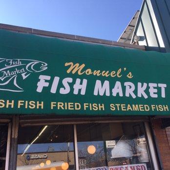 Manuel s fish market 16 photos 10 reviews seafood for Fish market bronx