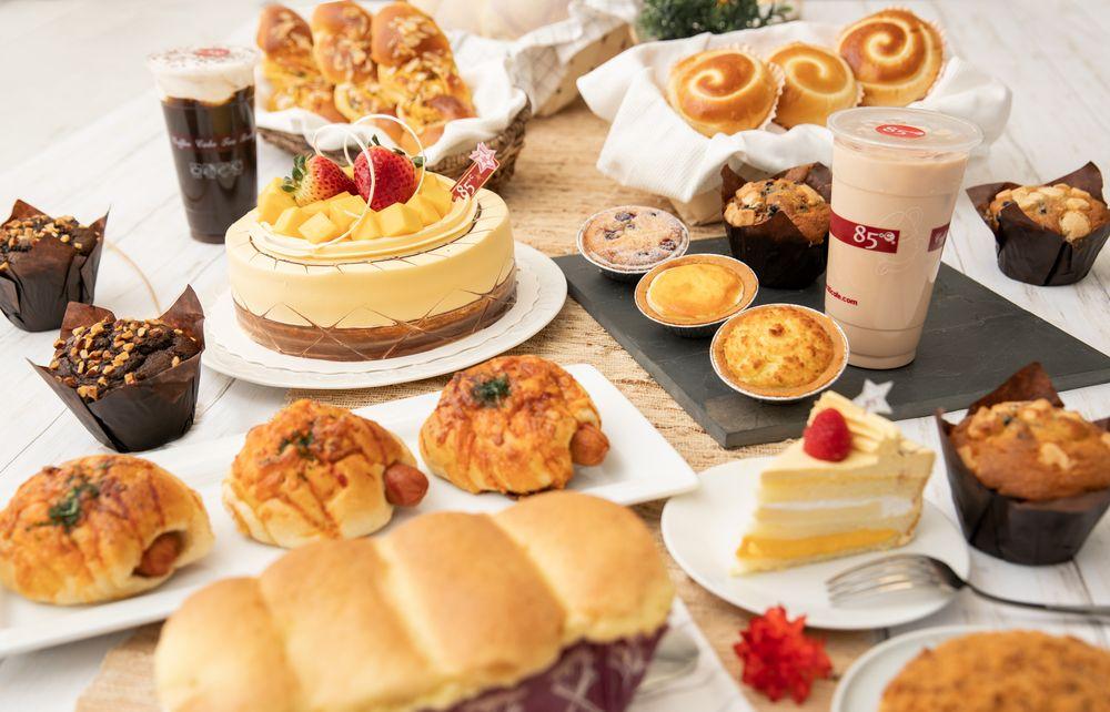 85°C Bakery Cafe: 2540 Old Denton Rd, Carrollton, TX