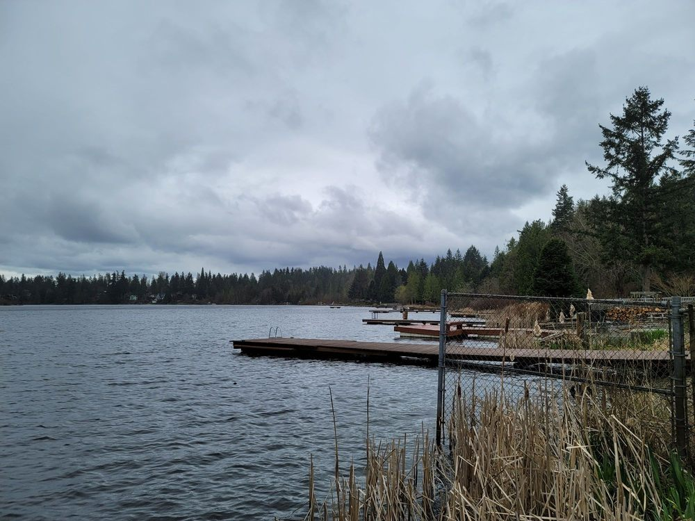 Lake Desire: Renton, WA