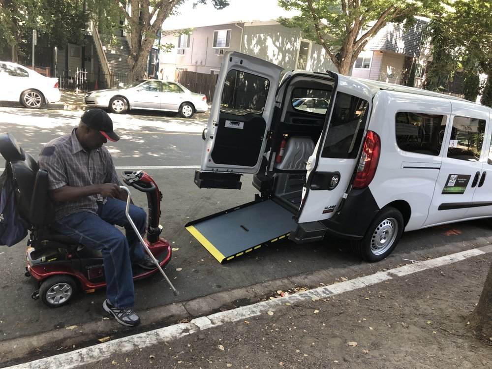 Aloha Non Emergency Medical Transport: 180 Promenade Cir, Sacramento, CA