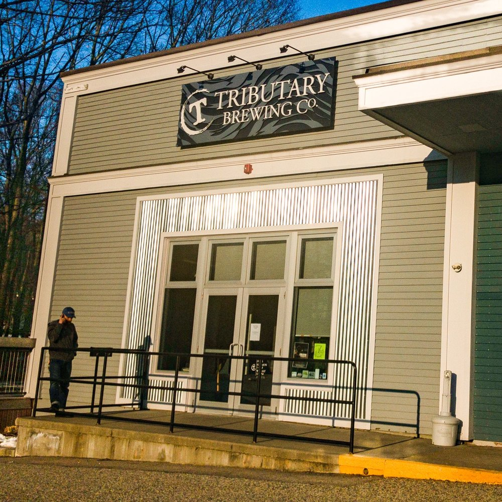 Tributary Brewing Company: 10 Shapleigh Rd, Kittery, ME
