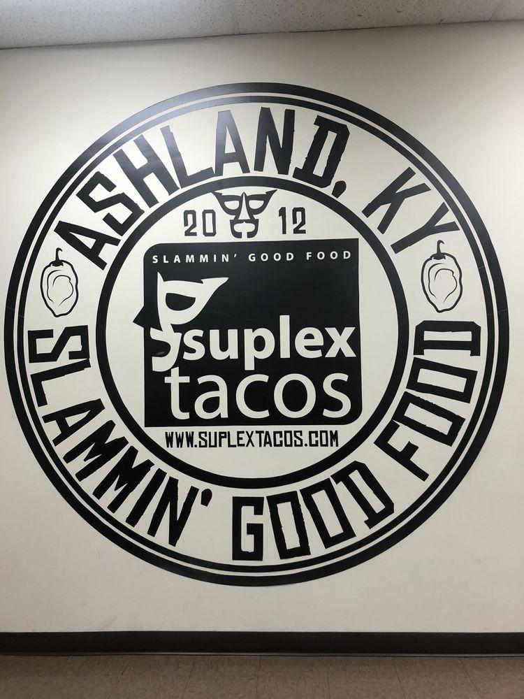 Suplex Tacos: 2441 Carter Ave, Ashland, KY