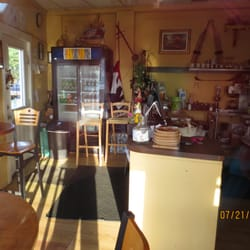 Photo Of Laan Xang Cafe Belfast Me United States Counter Small