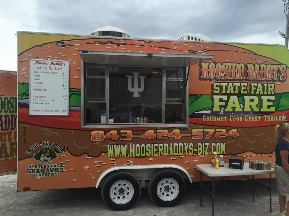 Hoosier Daddy's State Fair Fare
