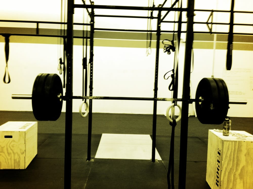 Metacomet CrossFit and Yoga