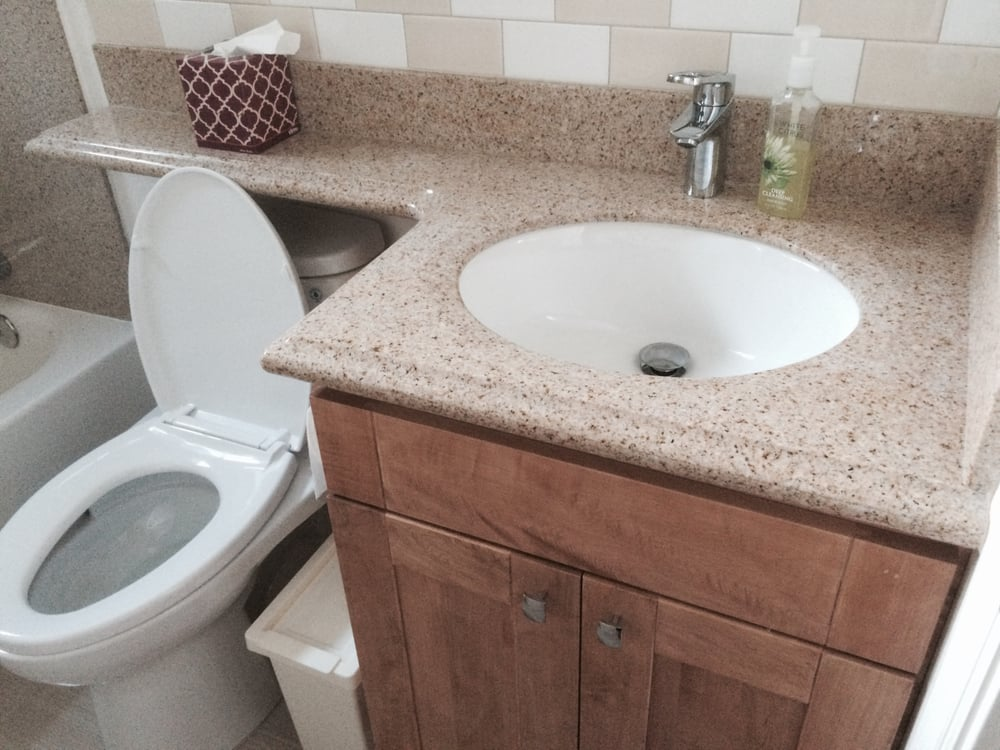 Granite Banjo Counter Top And Vanity Very Few Places Have