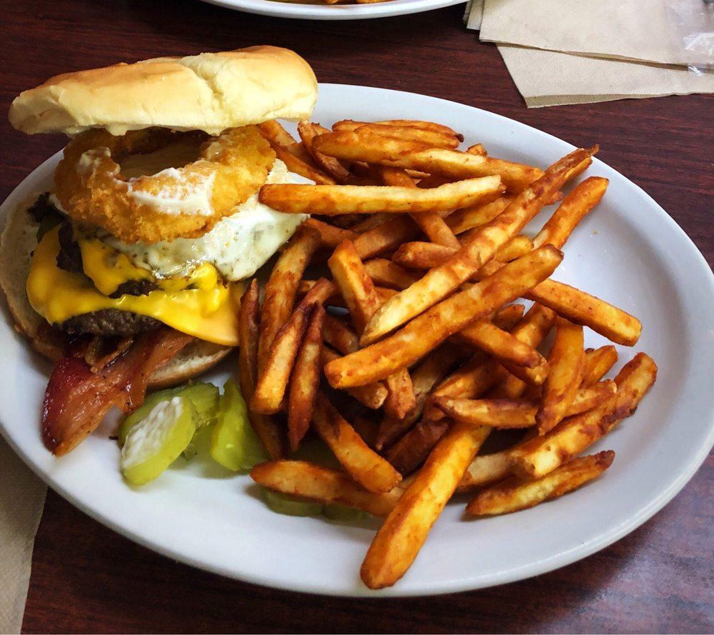 Jiffy Burger: 1001 Hillsboro Blvd, Manchester, TN