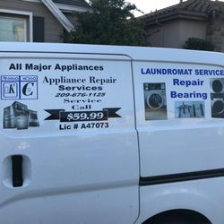 K C Appliance Repair - Appliances & Repair - Stockton, CA