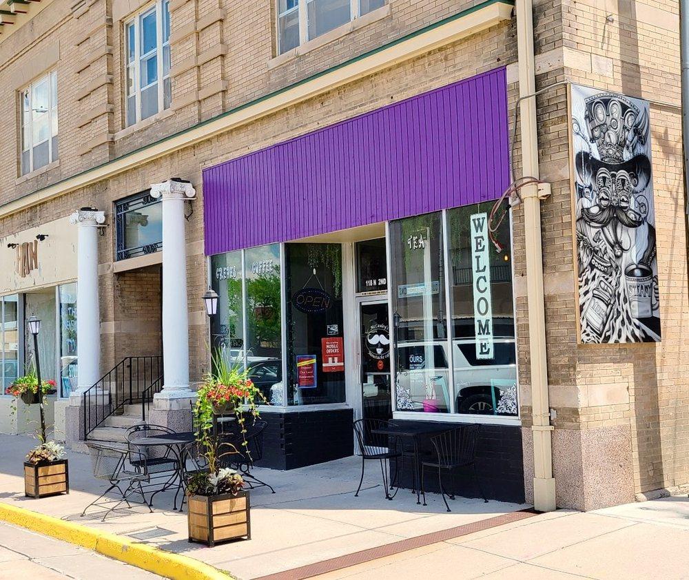 McCauley's Moustache Café: 118 N 2nd St, Sterling, CO
