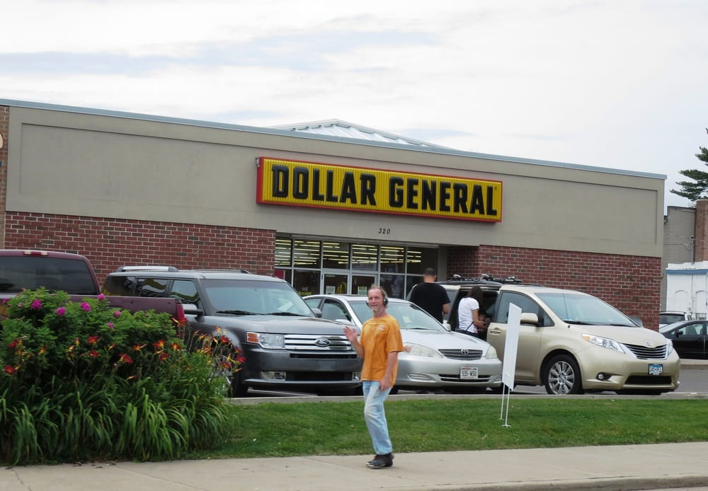 Dollar General: 320 E Division Ave, Barron, WI