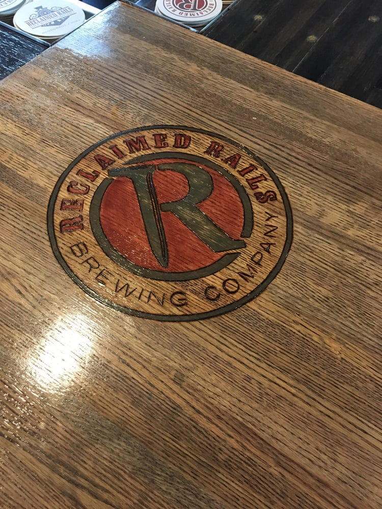 Reclaimed rails brewing company 13 photos breweries Where can i buy reclaimed wood near me