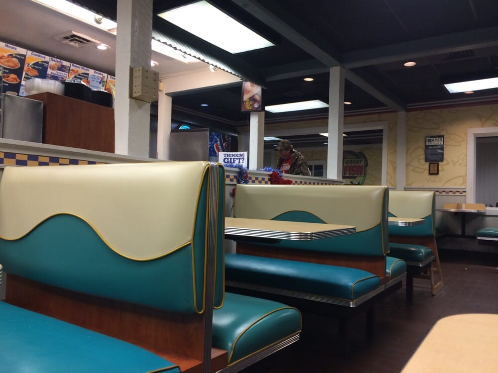 Long John Silver's: 930 Arlington Blvd, Ada, OK