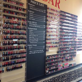 Nail Bar 10 Reviews Amp 11 Photos Nail Salons 8970 E 96th St Indianapolis In Phone