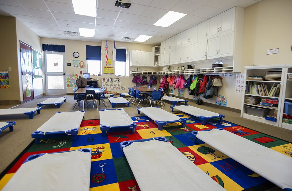 Classroom Hvac Design ~ The year old classroom set up for naptime yelp