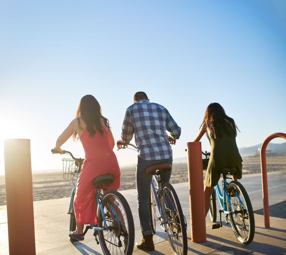 Wheel Fun Rentals - Embassy Suites Mandalay Beach Resort: 2101 Mandalay Beach Rd, Oxnard, CA