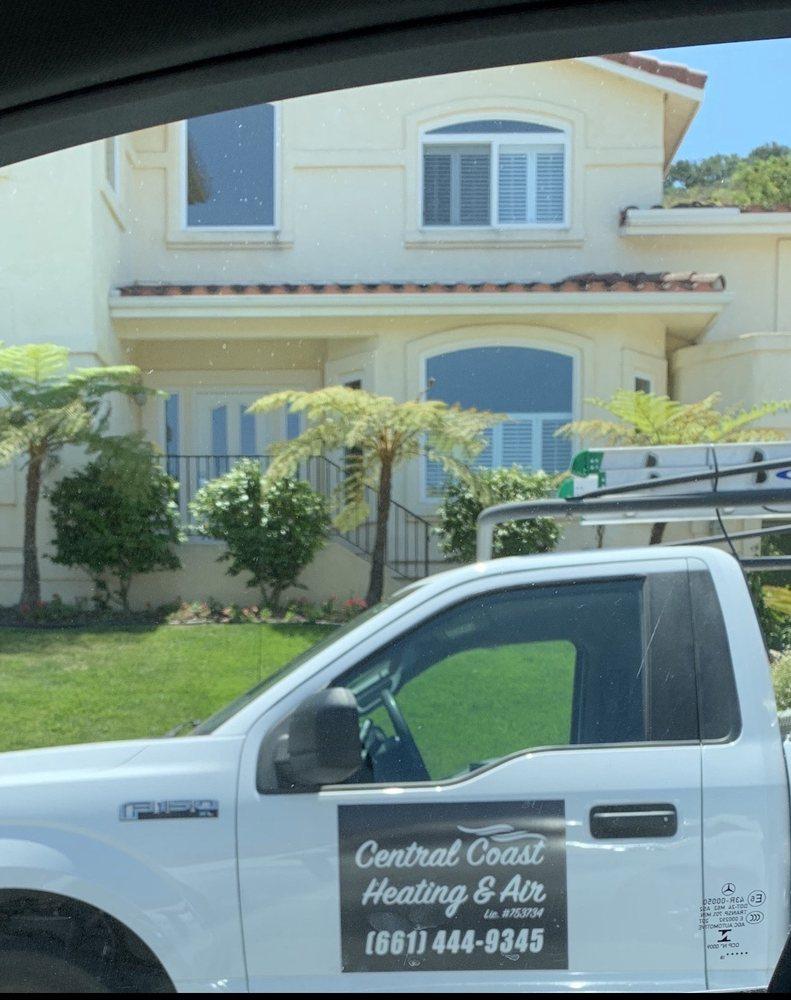 Central Coast Heating & Air: Nipomo, CA