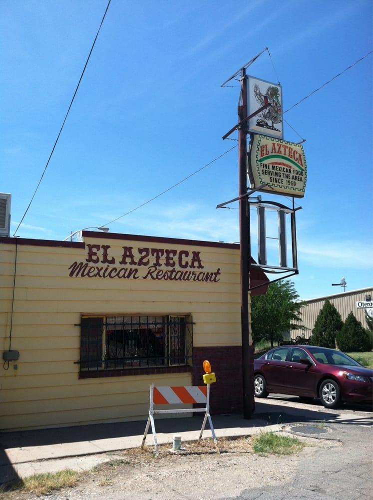 El Azteca Mexican Restaurant: 710 W 3rd St, La Junta, CO