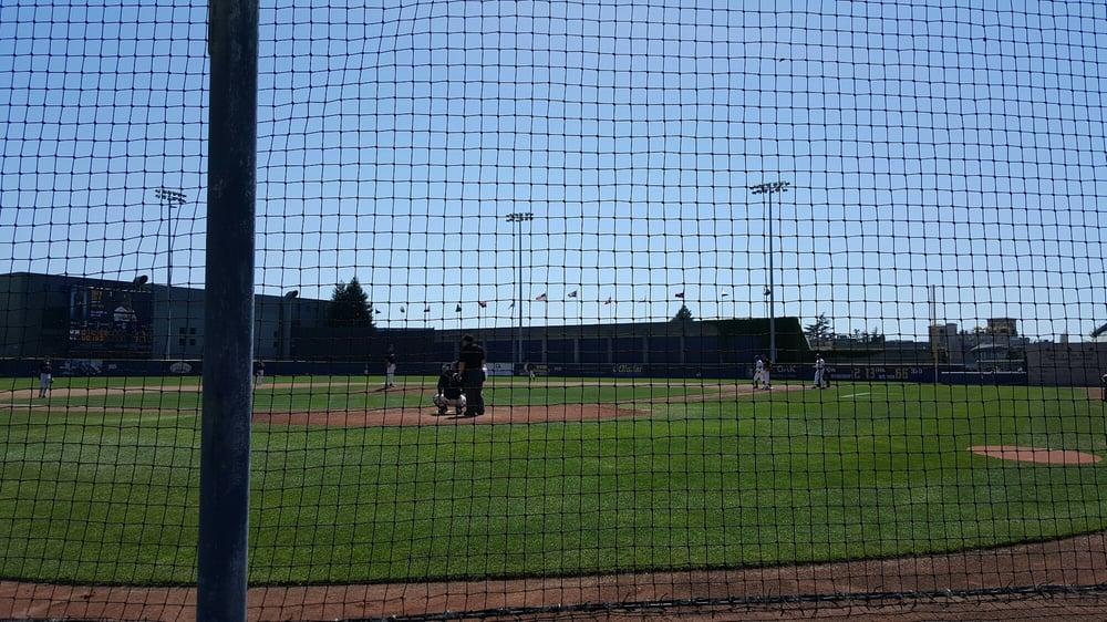 Evans Diamond Stadiums & Arenas Frank Schlessinger Way UC Area Berk