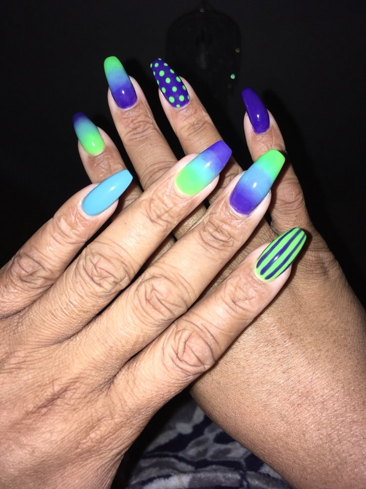 Off The Wall Nails