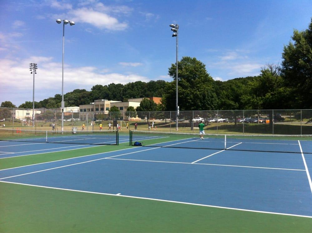 Gunston Park Tennis Courts